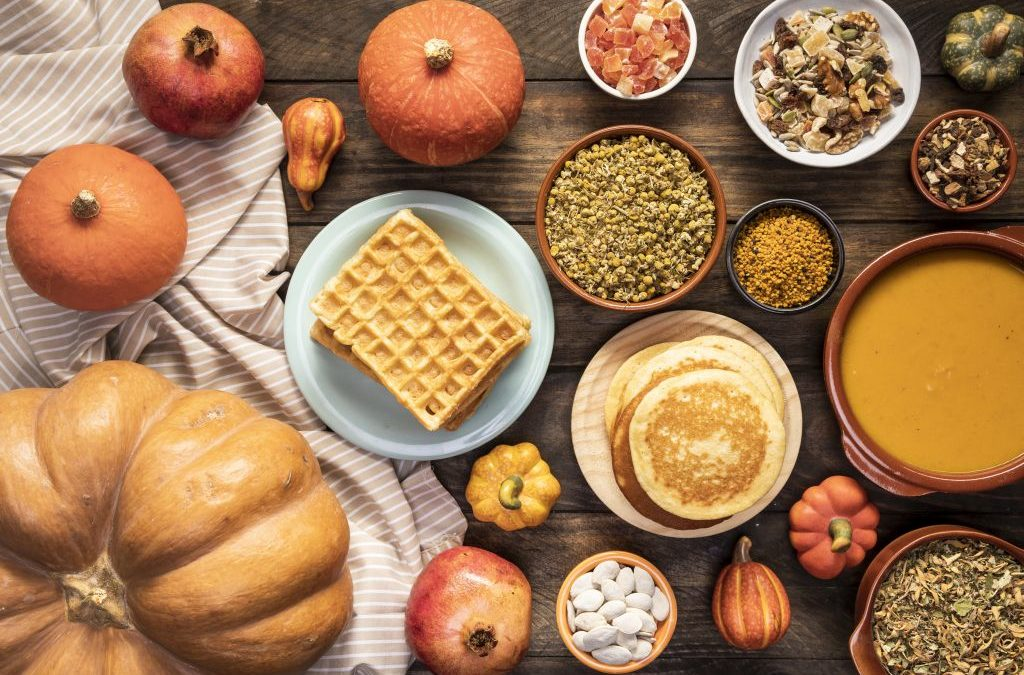 Placki z dyni – wytrawne i słodkie