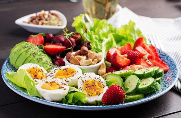 pokarmy które można jeść na diecie paleo